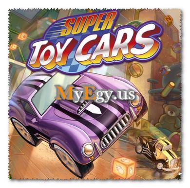 لعبة Super Toy Car