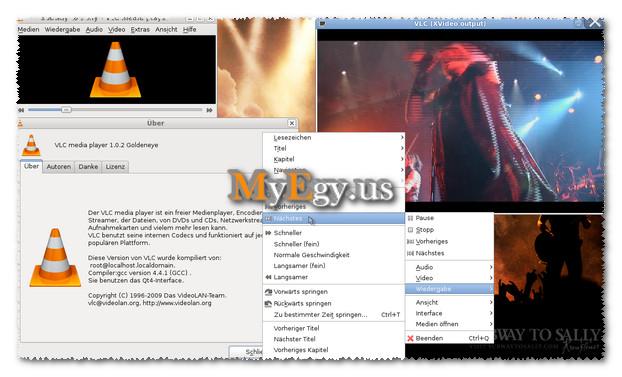 تحميل برنامج تشغيل الفيديو والافلام