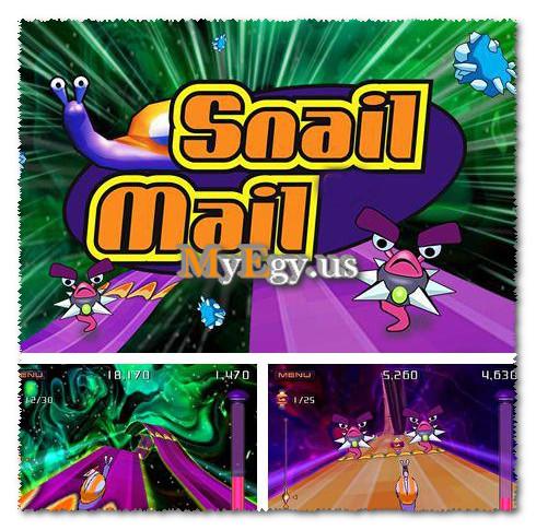 تحميل لعبة Snail Mail