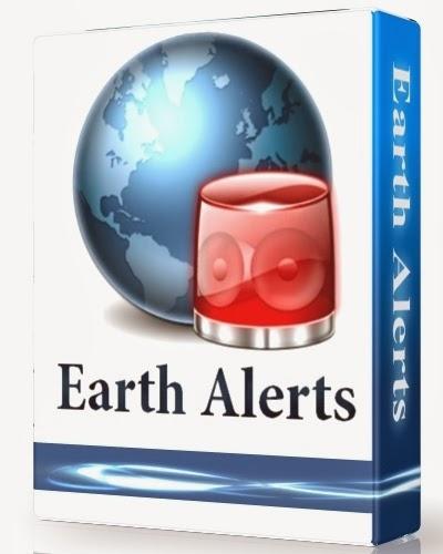 برنامج Earth Alerts
