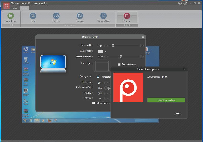 تحميل برنامج تصوير الشاشة Screenpresso 2020