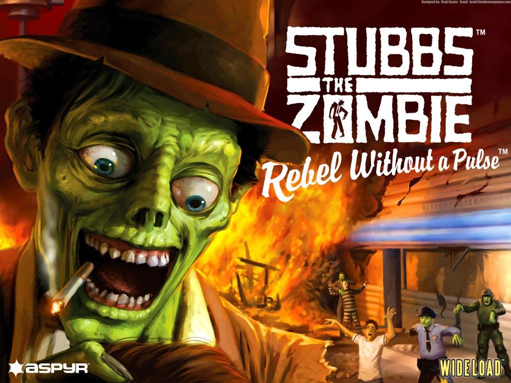 لعبة Stubbs the Zombie