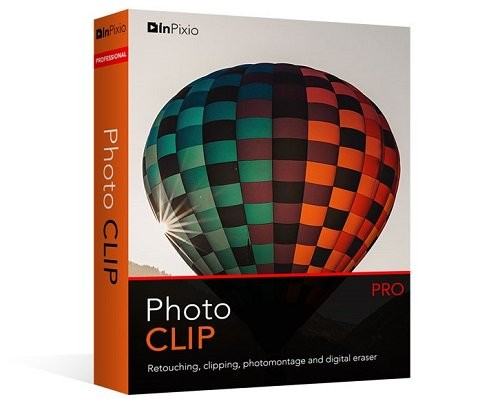 برنامج Inpixio Photo Clip