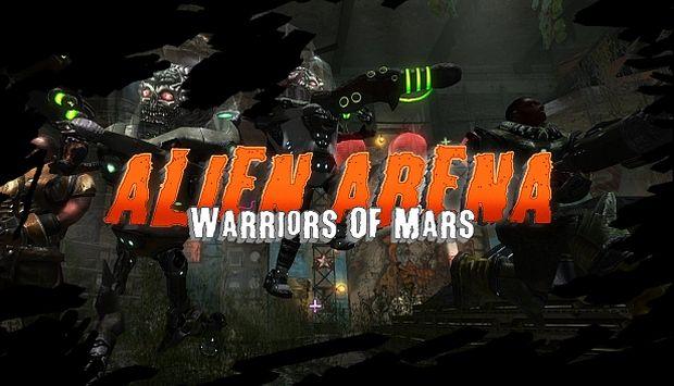 تحميل لعبة Alien Arena