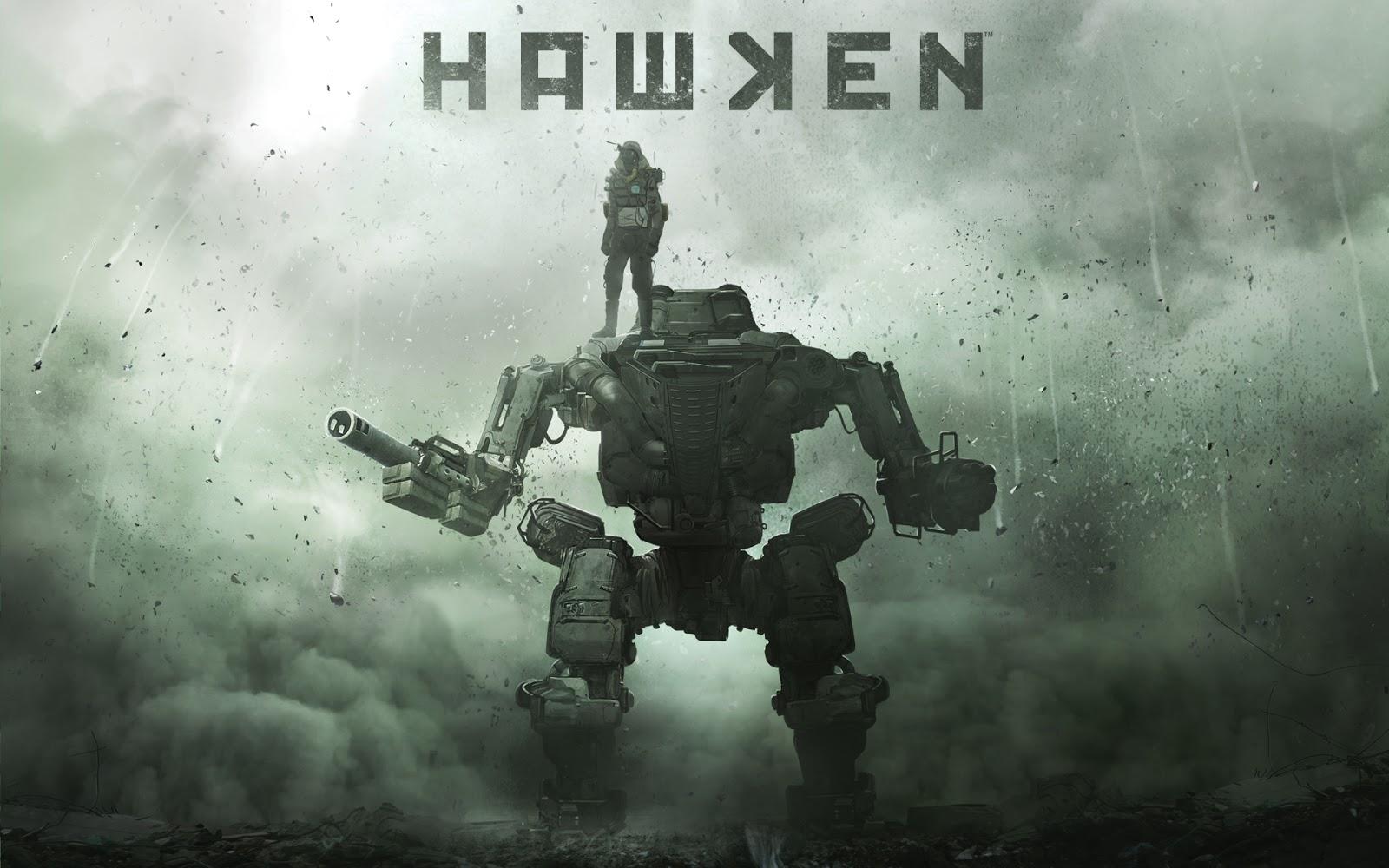 تحميل لعبة Hawken
