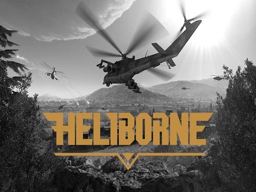 تحميل لعبة Heliborne