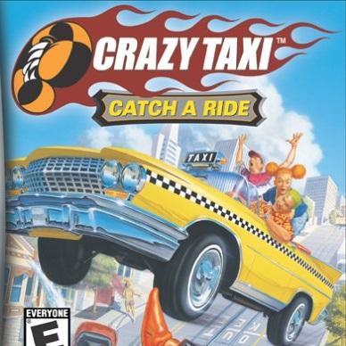 تحميل لعبة crazy taxi
