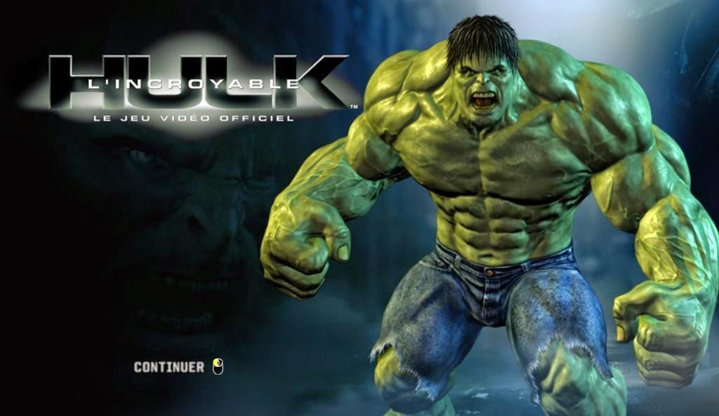 تحميل لعبه THe Hulk