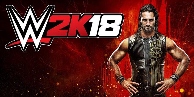 تحميل لعبه WWE 2K18