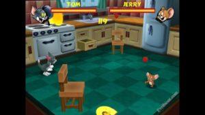 لعبة توم وجيري