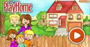 لعبة My PlayHome