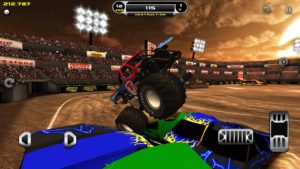 لعبه Monster Truck Destruction